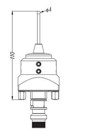 RHS-erowa d4 centering sensor specification