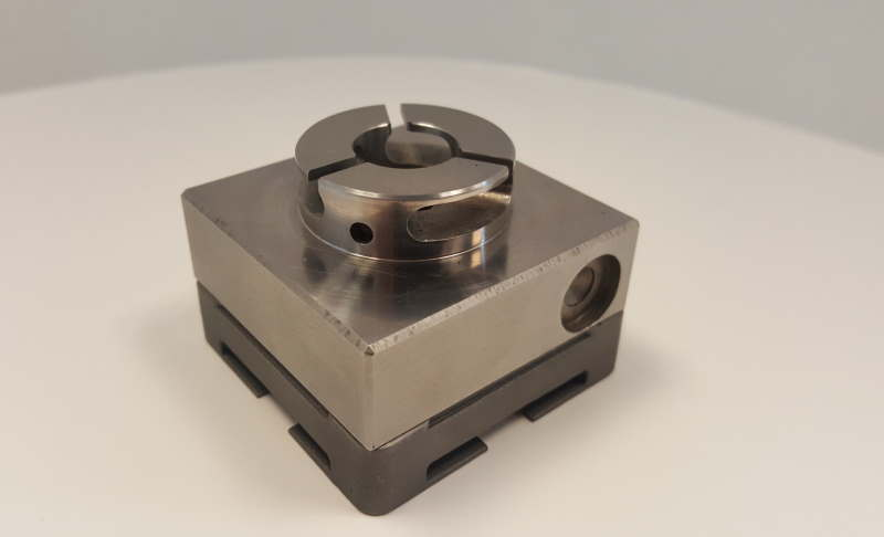 System 3R 3R-466.4033 Compatible Manual chuck adapter Macro-Junior