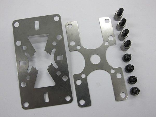 EROWA COMPATIBLE ER-035154 Centering plate 50x90