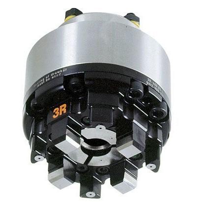 System 3R OEM 3R-460.83-1Pneumatic Combi chuck - round OEM