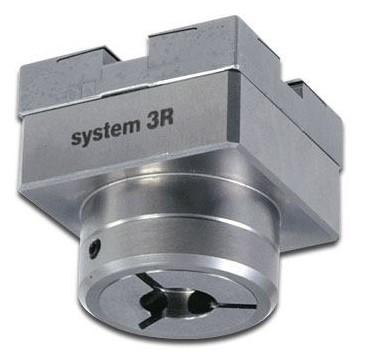 System 3R OEM 3R-466.40RS Manual chuck adapter Macro-Junior