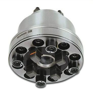 System 3R OEM 3R-600.83 Pneumatic chuck round OEM less Turbo