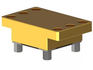 EROWA Compatible ER-010644 81X51 Uniplate Electrode Holder