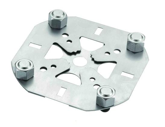 EROWA Compatible ER-009214 Centering plate 50