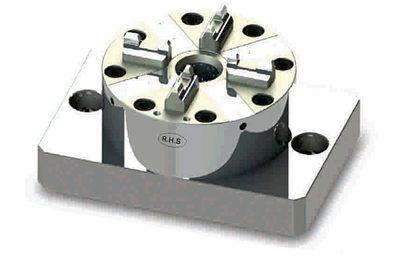 EROWA Compatible ER-037970 CNC Pneumatic Chuck D100