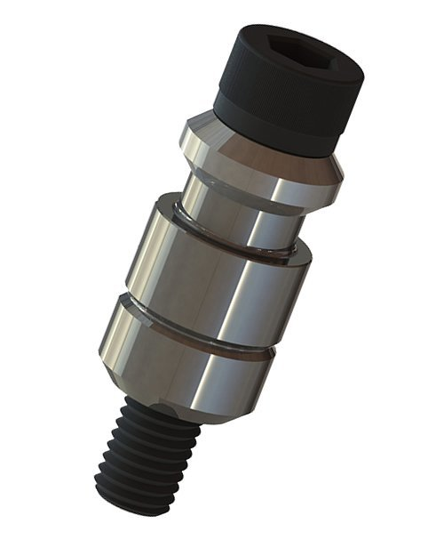 EROWA COMPATIBLE EROWA ER-010755 Manual Spigot (bolt without flushing hole)