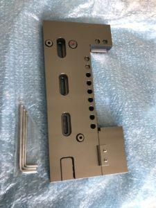 Adjustable wire EDM Clamp vise - RHS01VISE