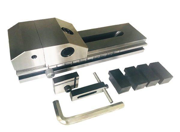 CNC machine Stainless steel vise - RHS02VISE