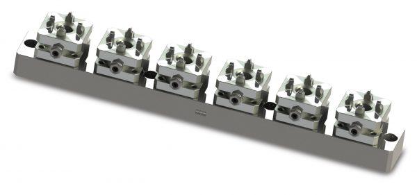 Erowa Quick Chuck ER-034387 Compatible 6 In 1 Multi Chuck screw locking