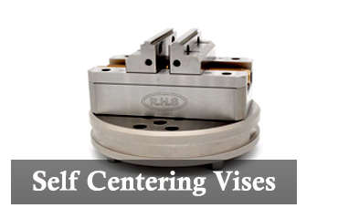 self centering vise